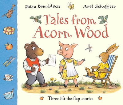 Book cover for Tales From Acorn Wood